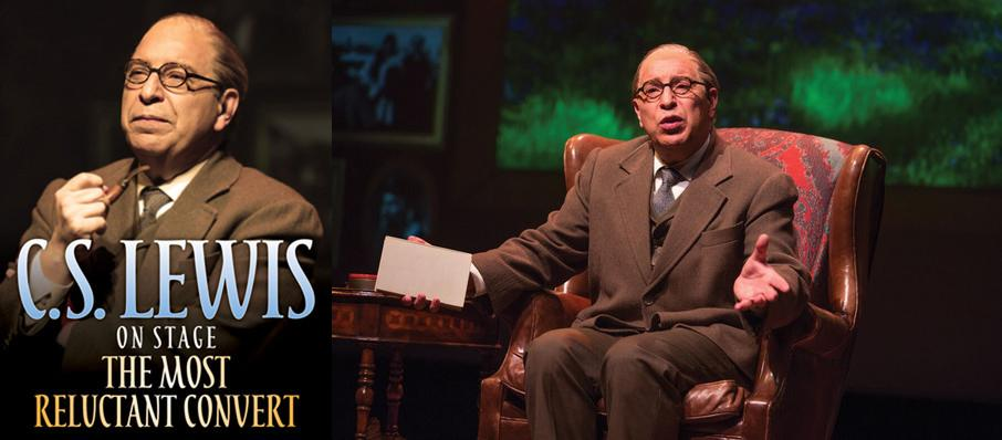 C.S. Lewis Onstage - The Most Reluctant Convert at Herberger Theater Center
