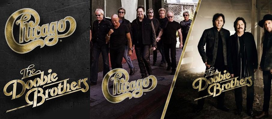 Chicago and the Doobie Brothers at Ak-Chin Pavillion