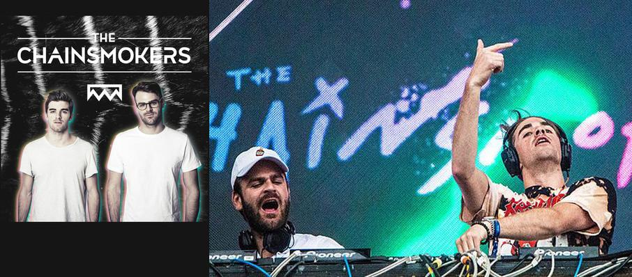 The Chainsmokers at Gila River Arena