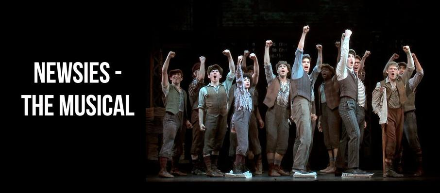 Newsies - The Musical at Phoenix Theatre