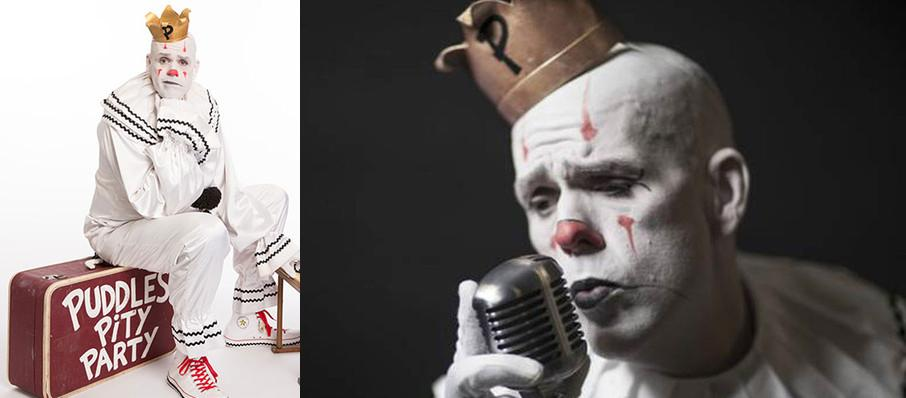 Puddles Pity Party at Ikeda Theater
