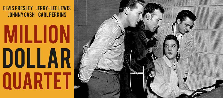 Million Dollar Quartet at Phoenix Theatre