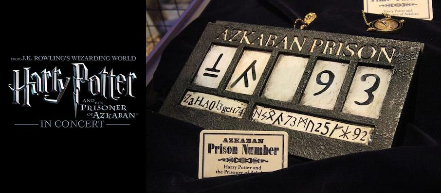Harry Potter and the Prisoner of Azkaban in Concert at Phoenix Symphony Hall