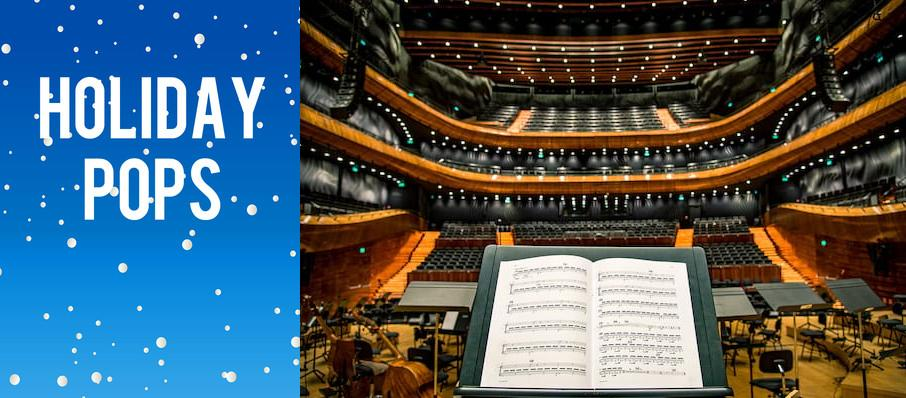 Holiday Pops at Phoenix Symphony Hall