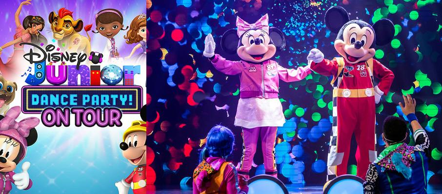 Disney Junior Live: Dance Party at Comerica Theatre