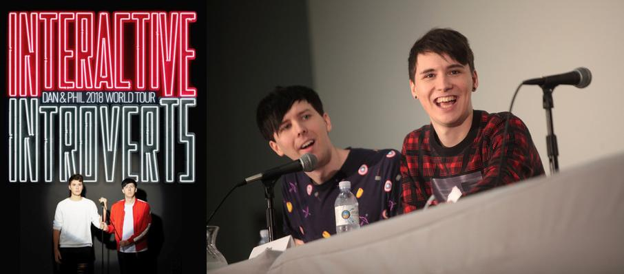 Dan and Phil at Comerica Theatre