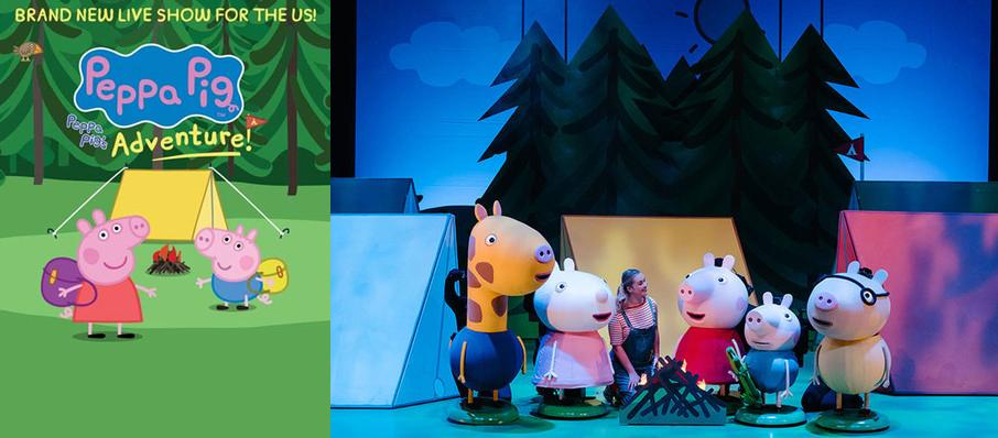 Peppa Pig Live at Ikeda Theater