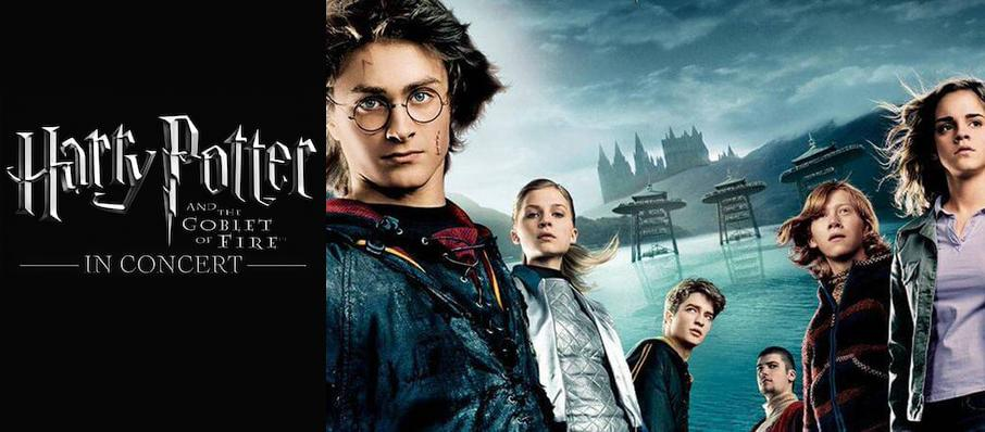 Harry Potter and the Goblet of Fire in Concert at Phoenix Symphony Hall