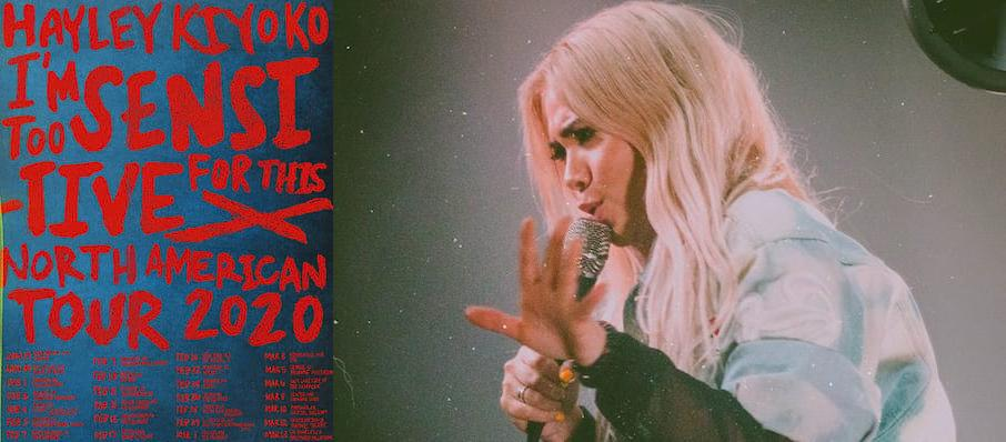 Hayley Kiyoko at The Van Buren