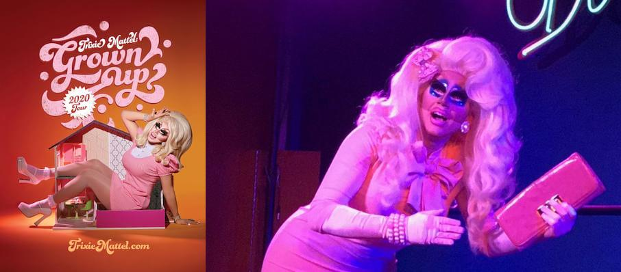 Trixie Mattel at Orpheum Theater