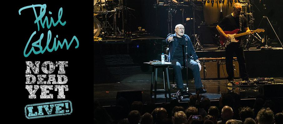 Phil Collins at Talking Stick Resort Arena
