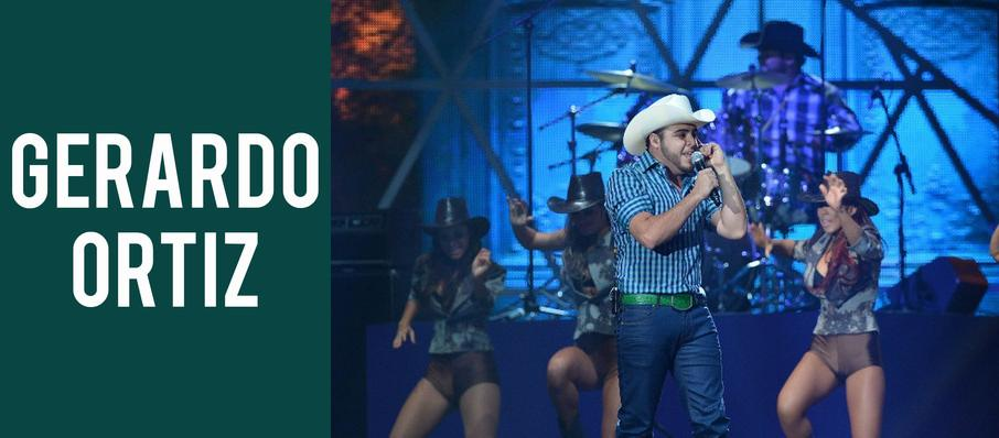 Gerardo Ortiz at Celebrity Theatre