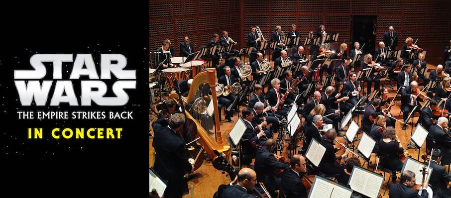 Star Wars - The Empire Strikes Back In Concert at Phoenix Symphony Hall