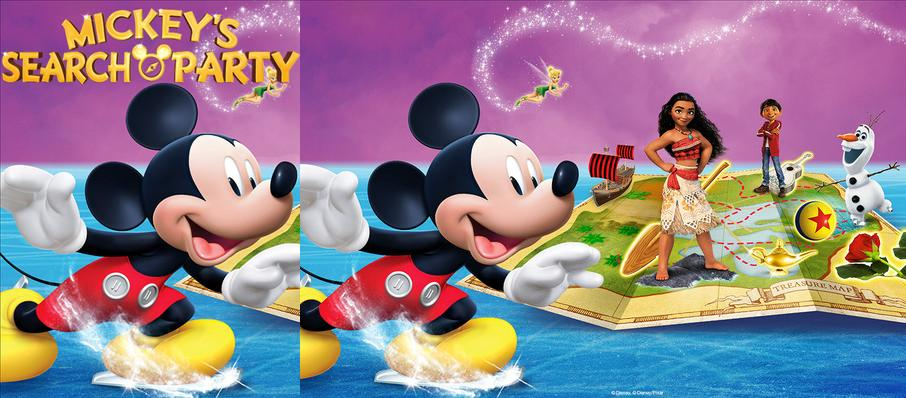 Disney on Ice: Mickey's Search Party at Talking Stick Resort Arena