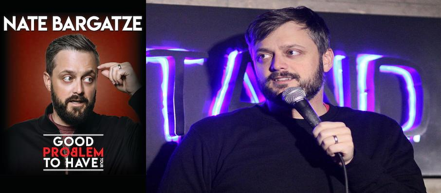 Nate Bargatze at Celebrity Theatre