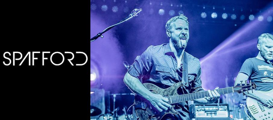 Spafford at The Van Buren