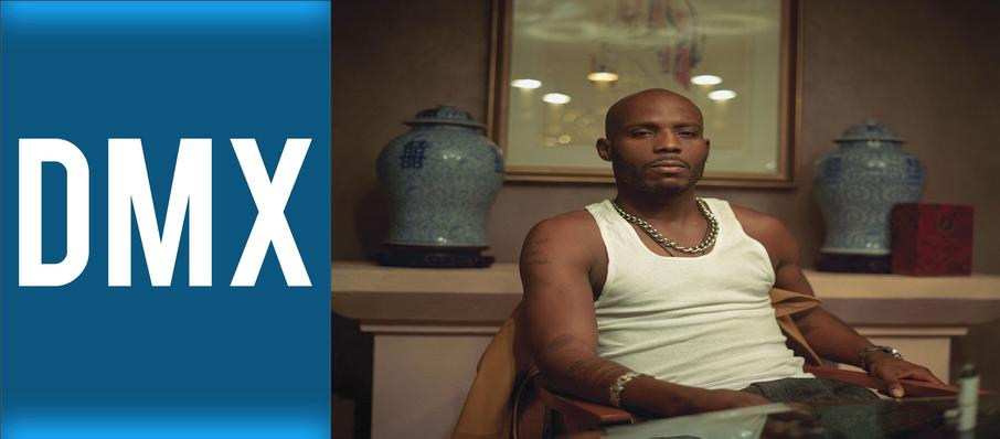 DMX at The Van Buren