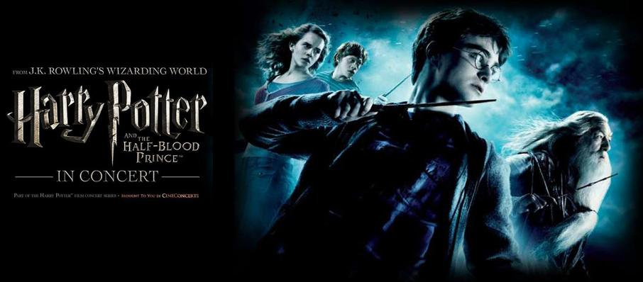 Harry Potter and The Half Blood Prince in Concert at Phoenix Symphony Hall