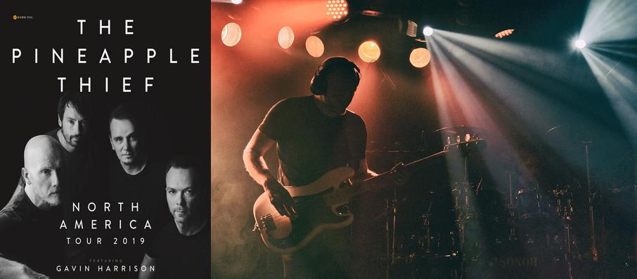 The Pineapple Thief at The Crescent Ballroom