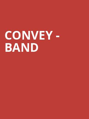 Convey - Band at The Rebel Lounge