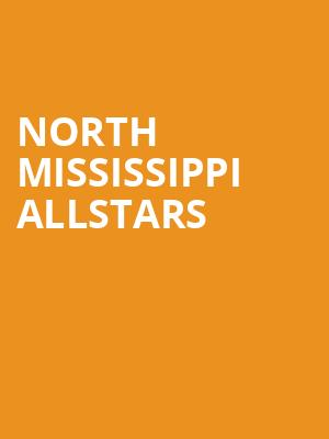 North Mississippi Allstars at The Crescent Ballroom
