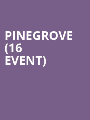 Pinegrove (16+ Event) at The Crescent Ballroom