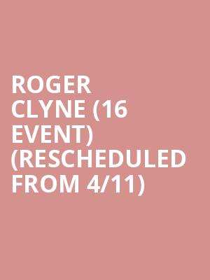 Roger Clyne (16+ Event) (Rescheduled from 4/11) at The Crescent Ballroom