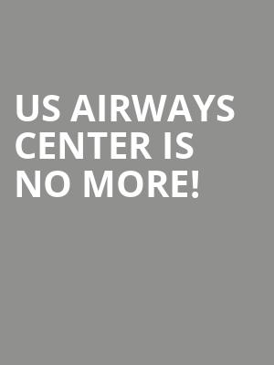 US Airways Center is no more