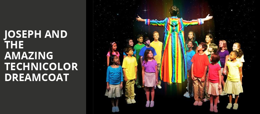 Joseph and the Amazing Technicolor Dreamcoat, Herberger Theater Center, Phoenix