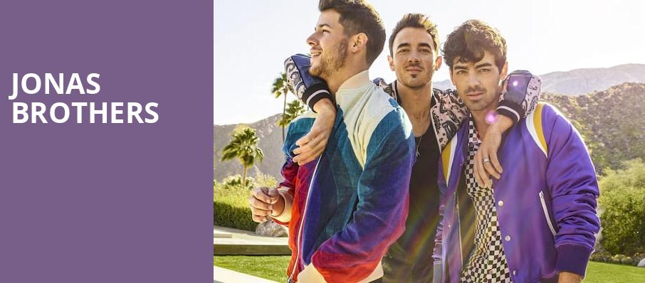 Jonas Brothers, Talking Stick Resort Arena, Phoenix