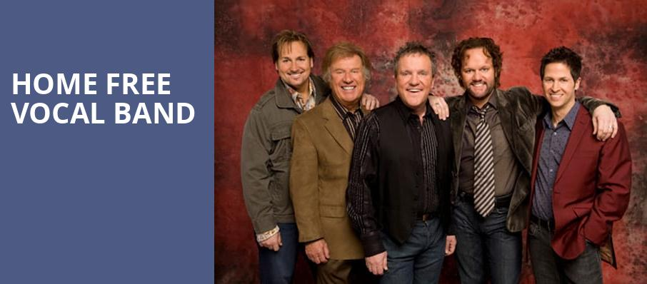 Home Free Vocal Band, Ikeda Theater, Phoenix