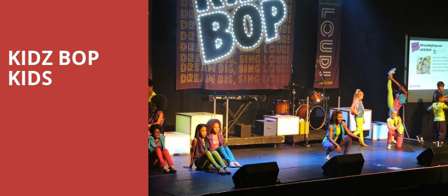Kidz Bop Kids, Arizona Federal Theatre, Phoenix