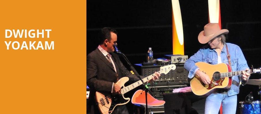 Dwight Yoakam, Celebrity Theatre, Phoenix