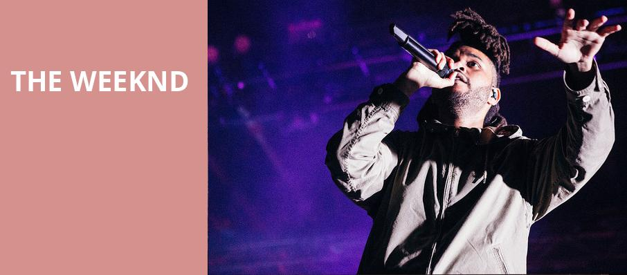 The Weeknd, Gila River Arena, Phoenix