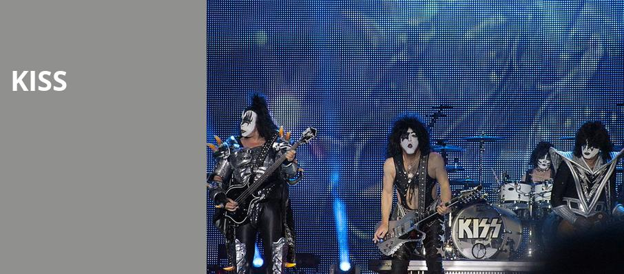 KISS, Ak Chin Pavillion, Phoenix