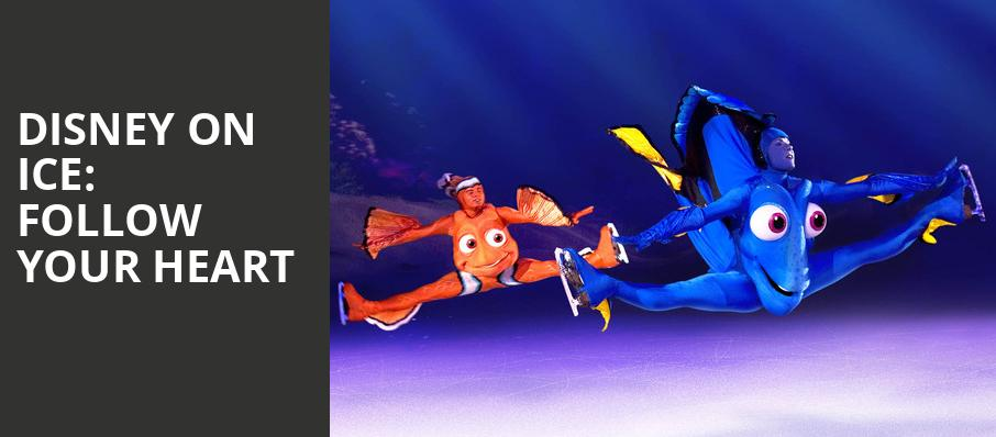 Disney on Ice Follow Your Heart, Talking Stick Resort Arena, Phoenix