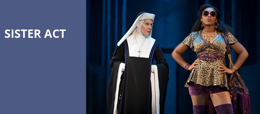 Sister Act, Herberger Theater Center, Phoenix