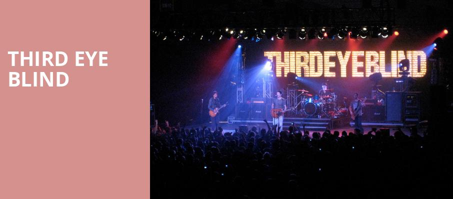 Third Eye Blind, The Van Buren, Phoenix