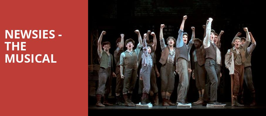 Newsies The Musical, Phoenix Theatre, Phoenix