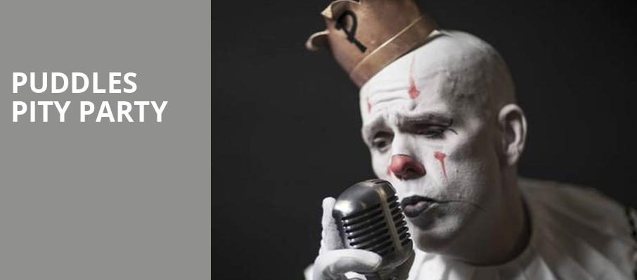 Puddles Pity Party, Ikeda Theater, Phoenix