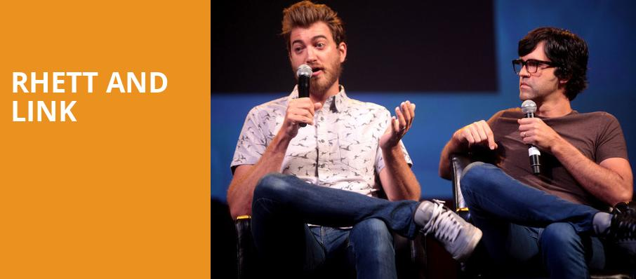 Rhett and Link, Comerica Theatre, Phoenix