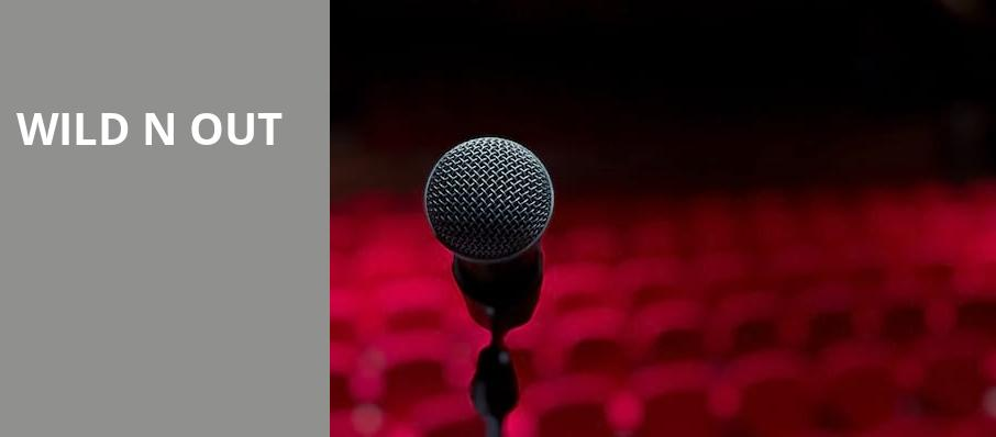 Wild N Out, Gila River Arena, Phoenix