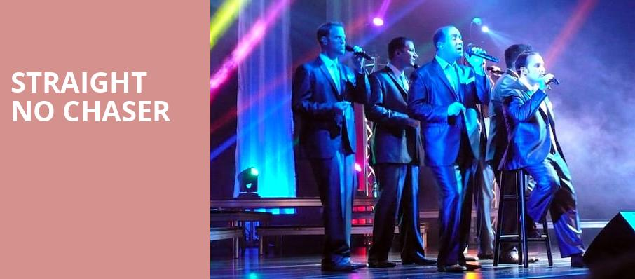 Straight No Chaser, Ikeda Theater, Phoenix