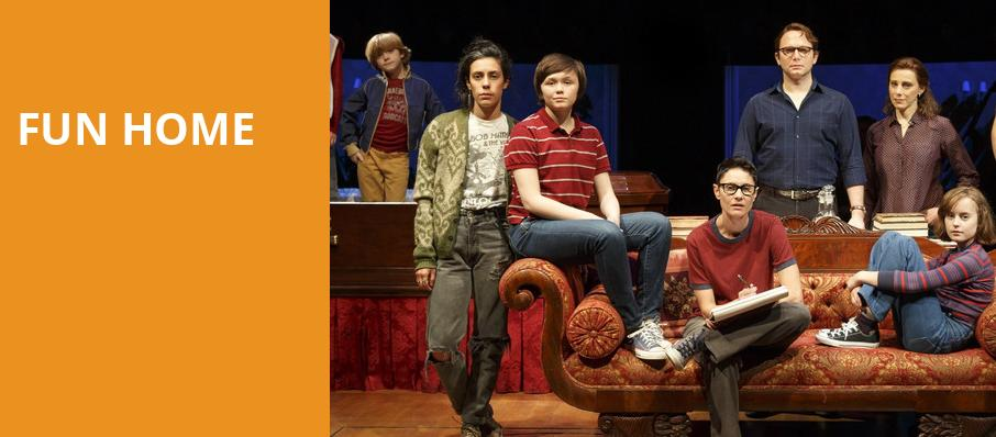 Fun Home, Phoenix Theatre, Phoenix