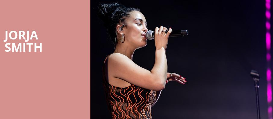 Jorja Smith, The Van Buren, Phoenix