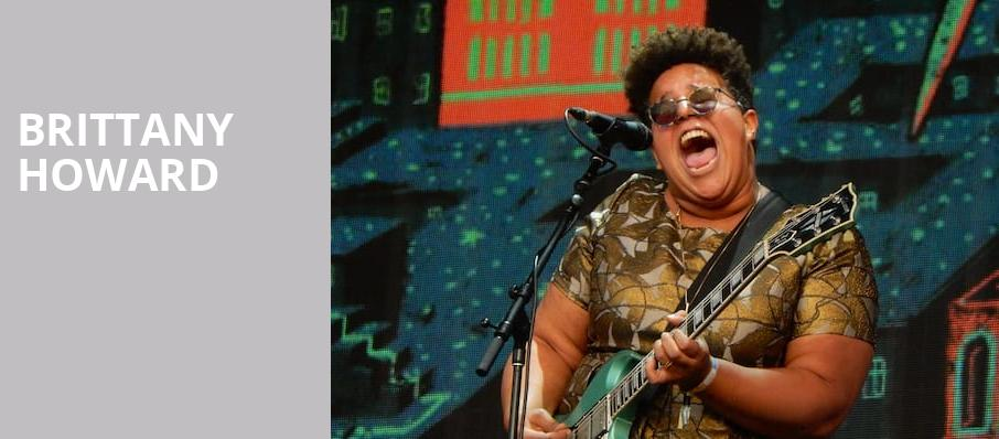 Brittany Howard, The Van Buren, Phoenix