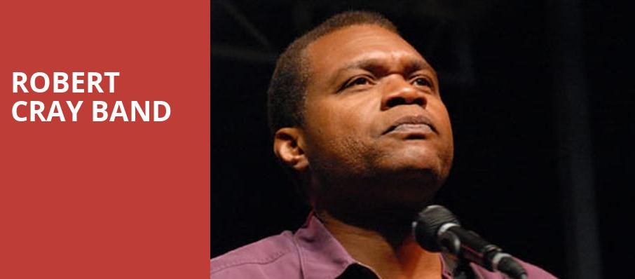Robert Cray Band, Ikeda Theater, Phoenix
