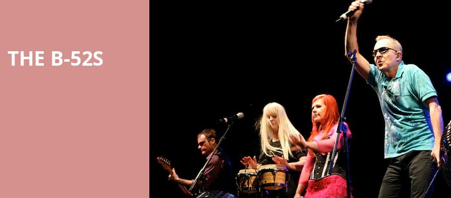 The B 52s, Comerica Theatre, Phoenix