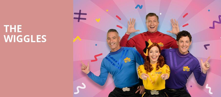 The Wiggles, Orpheum Theater, Phoenix