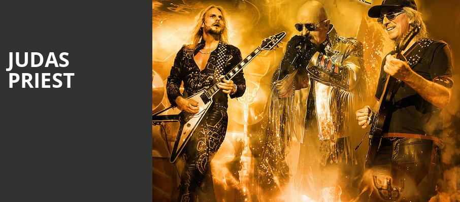 Judas Priest, Arizona Federal Theatre, Phoenix